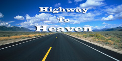 Michael Landon and Victor French- Highway to Heaven