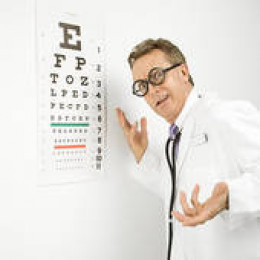 "This part of the eye exam is now an extra fee in some optometrists/opthamologists offices and may also require up front payment --  so be ready for it. It's called a ""refraction fee."""