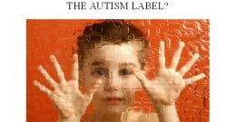 The autism label on my Facebook