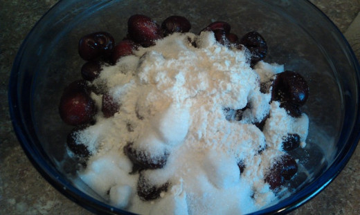Cherry Mixture