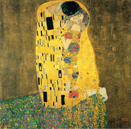 Klimt- The Kiss