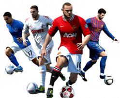 Fifa 12 Amazing Hybrid Squad