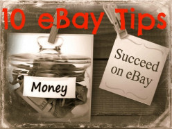 Starting an eBay Business: Work From Home - 10 Tips To Success