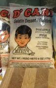 Pineapple Gelatin