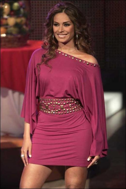 Galilea Montijo - Beautiful Latina Actress