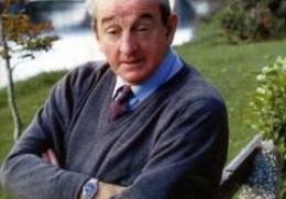 John B Keane in Listowel