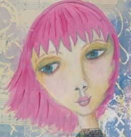 Inspired by Suzi Blu's Portrait class.