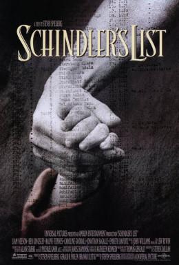 Schindler's List (1993) art by Tom Martin