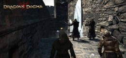 Dragon's Dogma Defeat the Skeletal Mages by running to their backs and surprising them before they can react