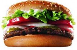 Big Juicy Hamburgers