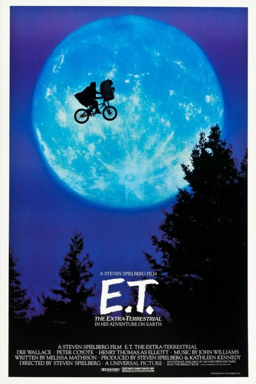 ET The Extraterrestrial (1982)