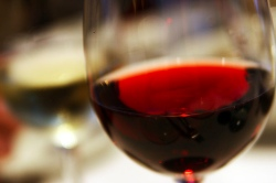 Red wine: An integral and healthy part of a Mediterranean diet.
