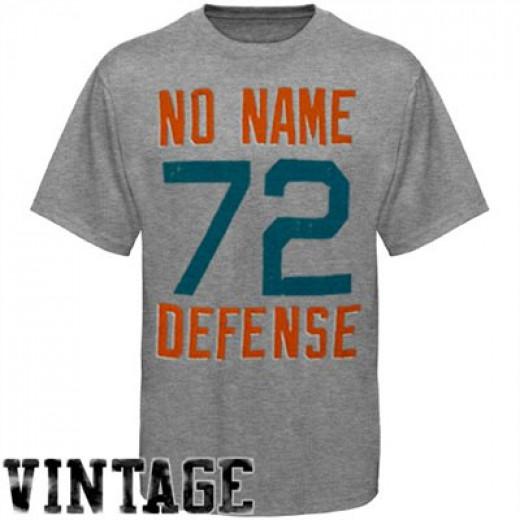 """The 1972 Miami Dolphins """"No Name Defense"""""""