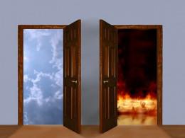 Door 1 or door 2?