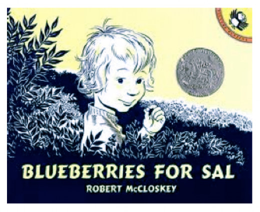 Don't miss Blueberries for Sal!