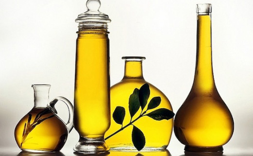 Olive oil delicately flavored with herbs is simple to make, and absolutely delicious.