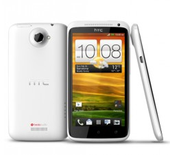 The HTC One X smart phone offers an 8 mega-pixel camera, Beats Audio and a 4.7-inch screen.