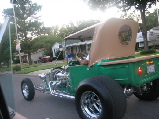 If you take the time to build a Street Rod, you should take the time to research your insurance options.