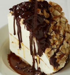 Gibson's Macadamia Turle Pie!