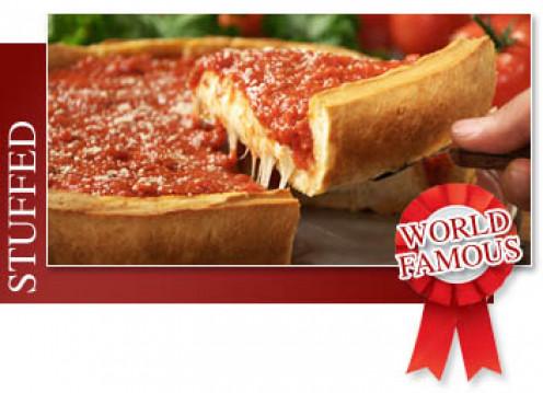 Giordano's Famous Stuffed Pizza!