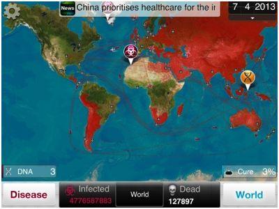 Plague Inc. - game