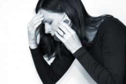 Have you experienced headaches with using cell phones?