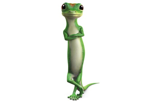 GEICO's successful gecko.