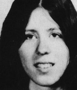 Donna Gail Manson, victim to murderer Ted Bundy