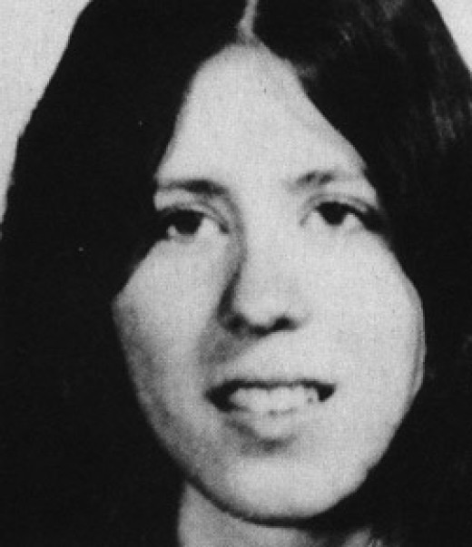 Donna Gail Manson, victim to murderer Ted Bundy