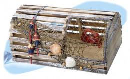 Lobster Trap Decor