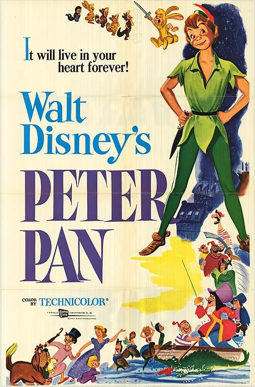Peter Pan - JM Barrie