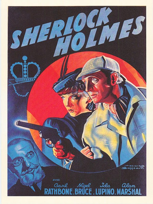 Sherlock Holmes- Arthur Conan Doyle