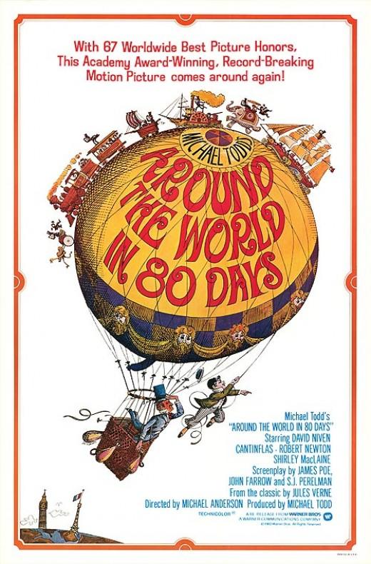 Around the World in 80 Days- Jules Verne