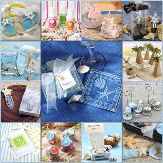 Gifts For Guests Beach Wedding: Nautical Wedding Favor Ideas