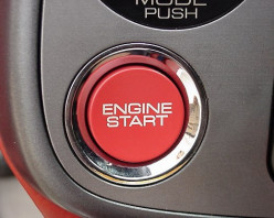 Are cars with push-button start/ignition easier to steal?