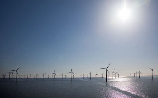 Kriegers Flak - The world's first offshore electricity 'Supergrid'