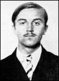 WWI. Cvjetko Popovic. Failed assassin. Circa 1910s. Cvjetko lived until 1980.