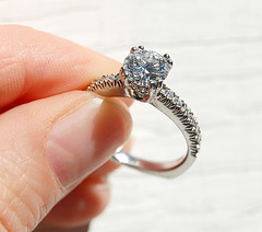 An engagement ring for the woman of your dreams!
