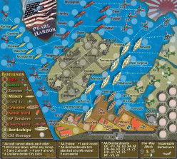 Conquer Club Gaming: Strategy in the game of Pearl Harbor.
