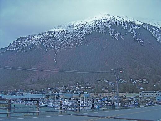 Douglas Island Alaska.