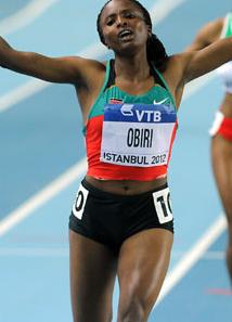 Kenyan Helen Obiri