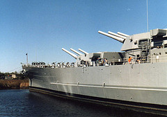 Tours Available on the USS N. Carolina