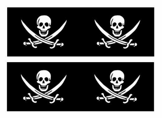 Printable Pirate Sails Cake Ideas And Designs