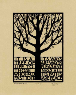 Wisdom, the Key to the Tree of Life - A Study of the Book of Proverbs (Chapter 3)