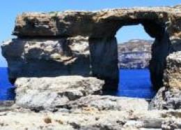 Azure Window in Dwejra, Gozo