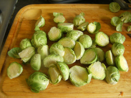 Cooking Sprouts