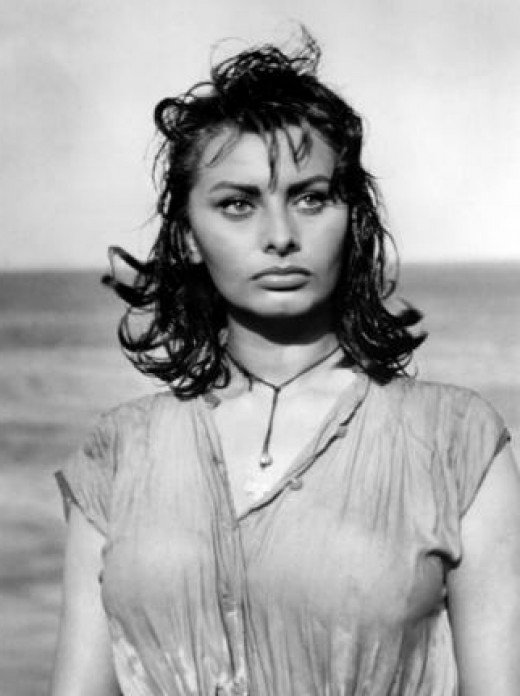 Italy's greatest export-Sophia Loren