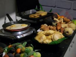 More marzipan food!