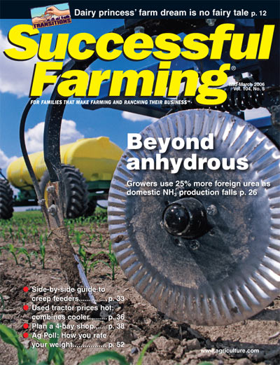 adapt successful farming methods