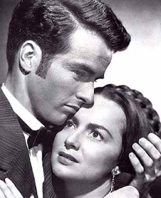 Montgomery Clift and Olivia de Havilland